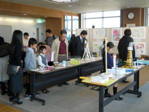 平成28年11月6日(日)展示風景