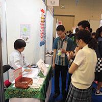 【IEYI2017】悠伽さんのブースは大忙し!