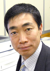 【写真】静岡県発明協会 知財総合支援窓口 東部担当 中村 宏之